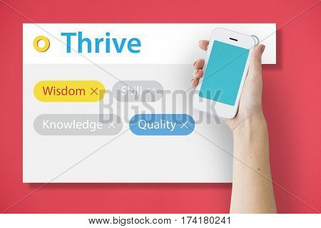 Enhance Thrive Performance Potential Improvement