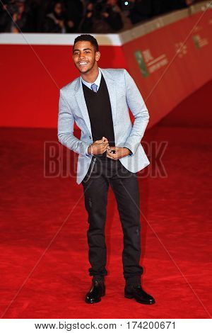 Rome Italy - October 13 2016. Red Carpet of the film