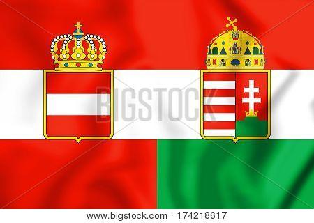 +++civil_ensign_of_austria-hungary_(1869-1918)