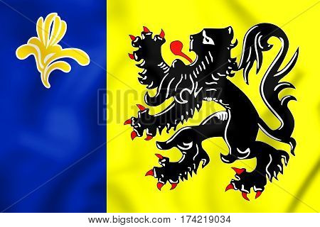 Flag_of_the_flemish_community_commission