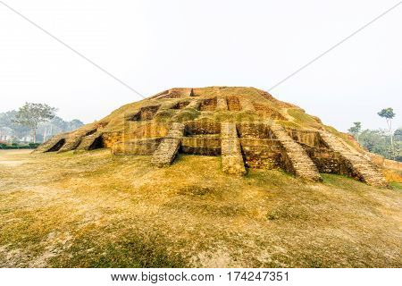 Mahasthangarh Archaeological Site