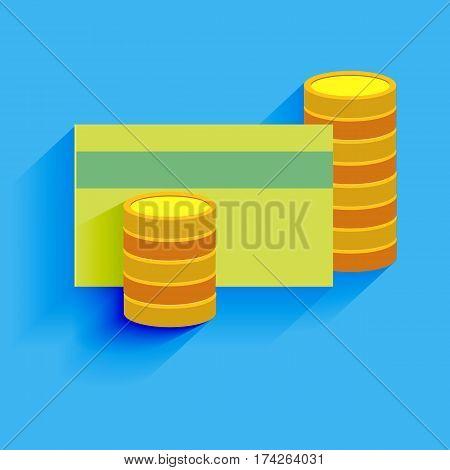 money vector dollar icon business wealth finance