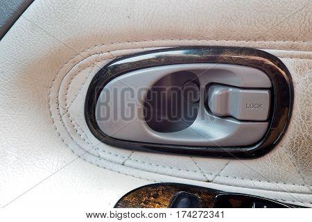 Car Door Open