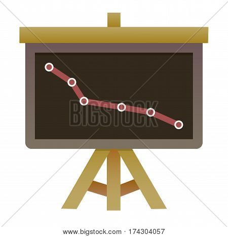 Graph Drawing On Blackboard