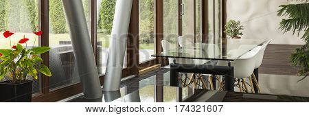 Table In Dining Room