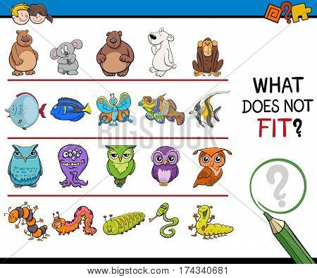 Find Mismatched Picture Game