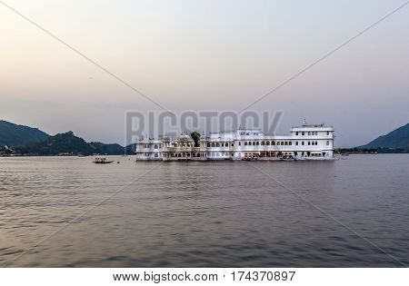 The Lake Palace, Udaipur Rajasthan