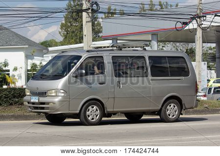 Private Van Car, Kia Pregio.
