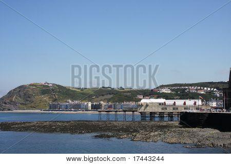 Seaside Towns Wales Uk