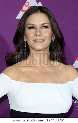 LOS ANGELES - MAR 1:  Catherine Zeta-Jones at the