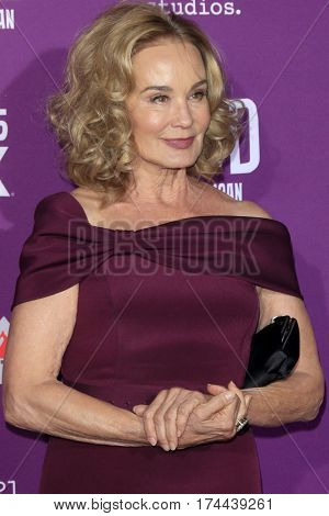 LOS ANGELES - MAR 1:  Jessica Lange at the