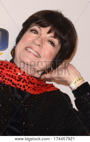 LOS ANGELES - FEB 26:  Jo Anne Worley at the 27th Annual Night of 100 Stars Oscar Viewing Gala at the Beverly Hilton Hotel on February 26, 2017 in Beverly Hills, CA