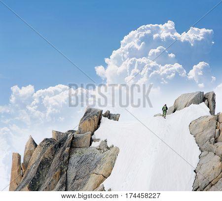 Walk On A Snow