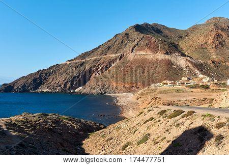 Cabo de Gata-Nijar Natural Park south-eastern corner of Spain
