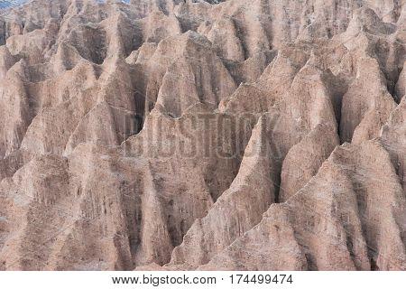 Rock background. Mountains of Altiplano Bolivia South America