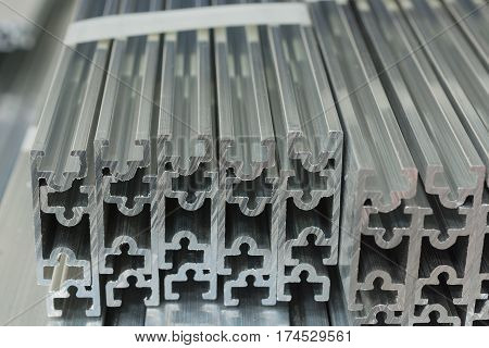 Extruded Aluminium Channel