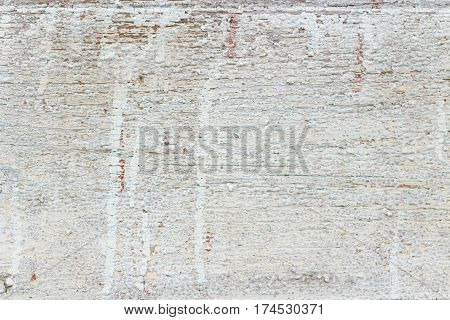 Background texture gray old board in the daytime