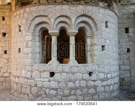 Saint Nicolas church interior Myra Demre Turkey