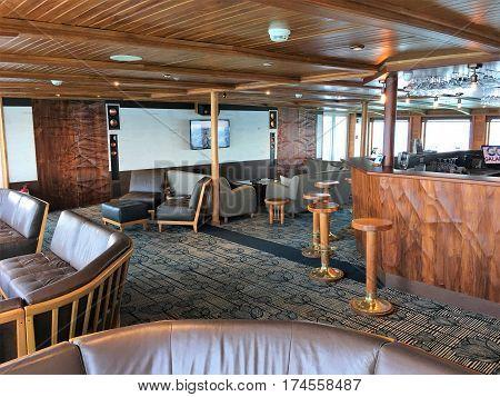 Panorama Lounge Galapagos Legend