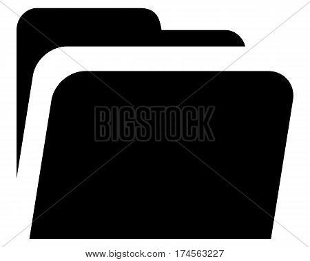 folder icon file vector project business organize