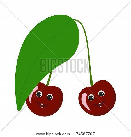 Cherry Character Icon