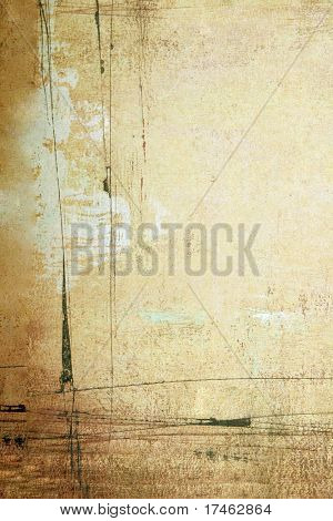 Grunge Background Muslin Backdrop (Insert your client)