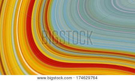 Colorful stripes abstract background stretched pixels effect