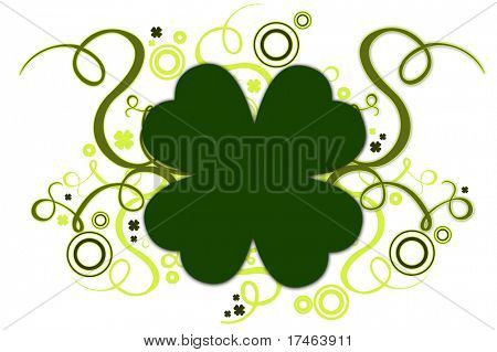 St Patricks Day Artwork