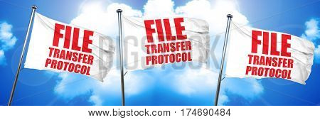 file transfer protocol, 3D rendering, triple flags