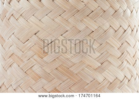 Wooden pattern handcraft texture thai style background