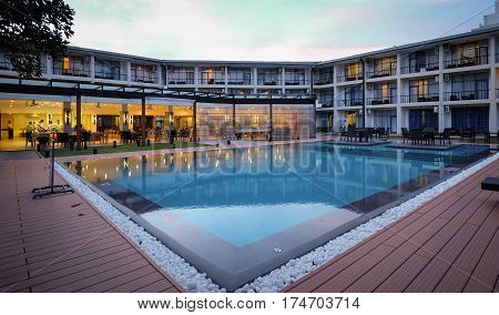 Luxury Resort In Colombo, Sri Lanka