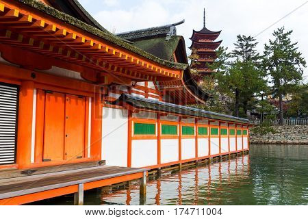 Itsukushima Shinto Shrine
