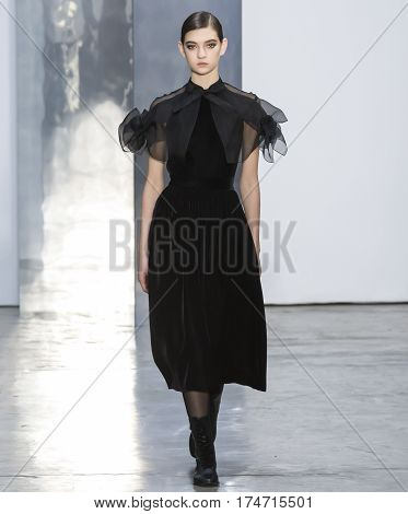 Carolina Herrera - Fall 2017 Collection