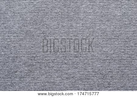 background and texture of knitted striped fabric of white lilac color in big resolution