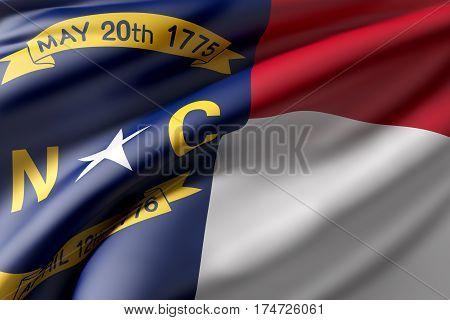 Norh Carolina State Flag