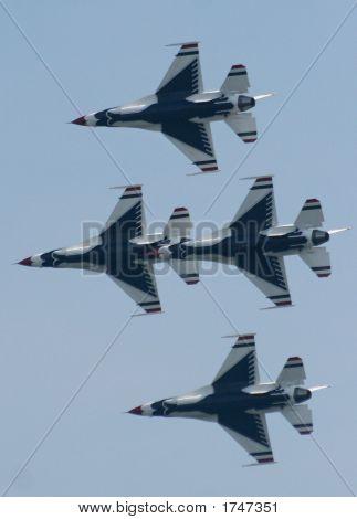 Airforce Thunderbirds-Diamond