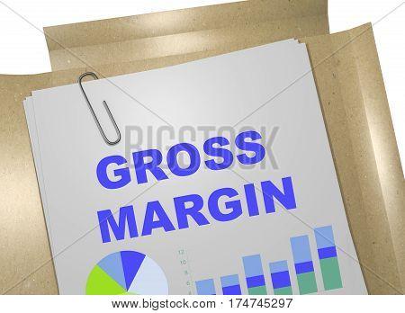 Gross Margin - Business Concept