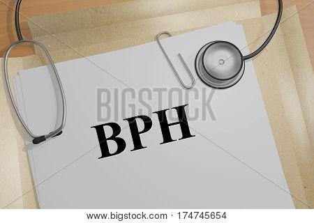 Bph - Medical Concept