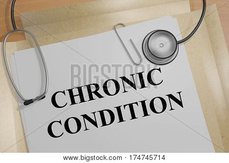 Chronic Condition - Medical Concept