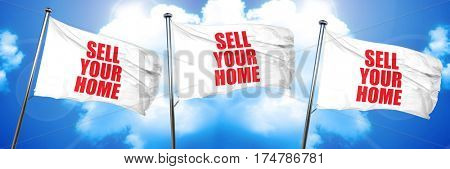sell your home, 3D rendering, triple flags
