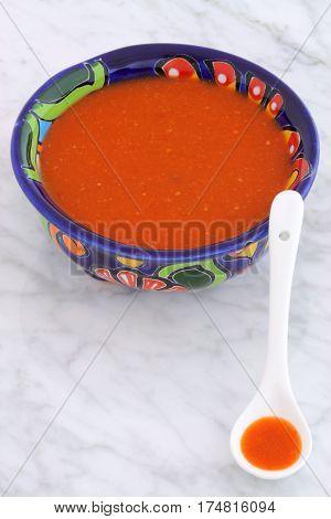 Artisan Taco Sauce