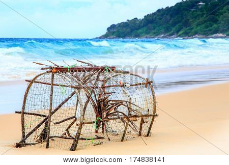 A Trap For Crabs