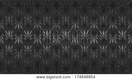 Background color obsidian with patterns can be used in the design of your site design textile printing industry in a variety of design projects