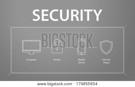 Security protection surveillance system