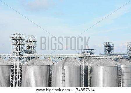 Port Grain Dryer