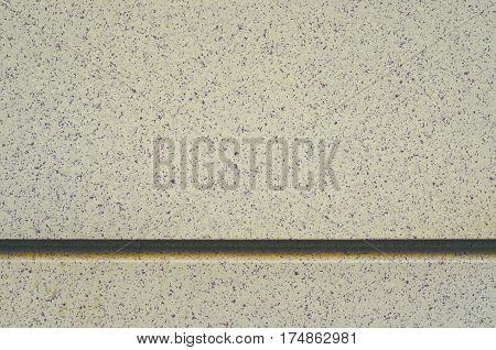 Facade Composite Panels as Background. Horizontal seam