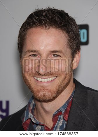 LOS ANGELES - AUG 02:  Sam Jaeger arrives for the Summer 2011 TCA Party-NBC on August 1, 2011 in Beverly Hills, CA