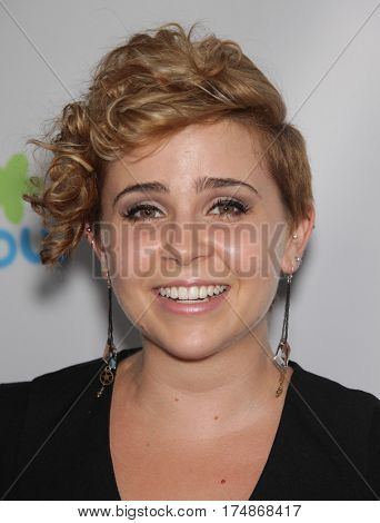 LOS ANGELES - AUG 02:  Mae Whitman arrives for the Summer 2011 TCA Party-NBC on August 1, 2011 in Beverly Hills, CA