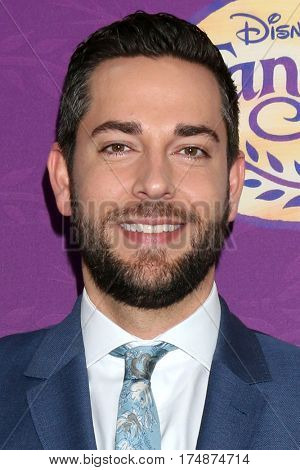 LOS ANGELES - MAR 4:  Zachary Levi at the