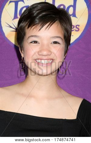 LOS ANGELES - MAR 4:  Peyton Elizabeth Lee at the